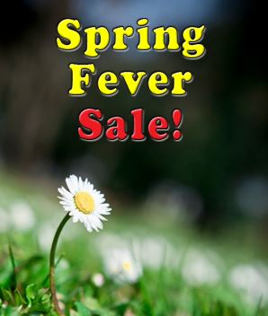 Moultrie's Spring Fever Sale
