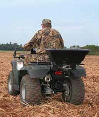 Food Plot Spreader