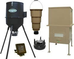 Moultrie's 2007 Game Feeders and Accessories