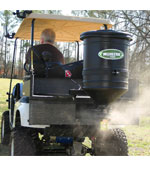 Moultrie's Sprayers and Spreaders