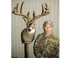 Chad Hane's Backyard Buck