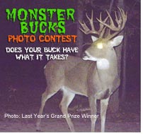 Monsterbuckscontest