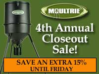 Moultrie's 4th Annual Closeout Sale