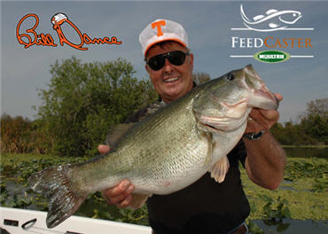 Bill Dance Signature Series FeedCaster fish feeders