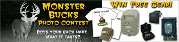 Moultrie's Monster Bucks Contest